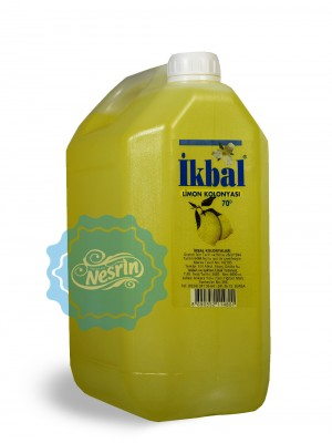 Ikbal Lemon Colognes 5000 ml
